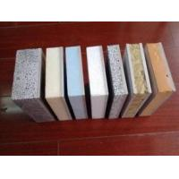 Wholesale UV Coating Reinforced Calcium Silicate Board Thermal Insulated Curtain Wall from china suppliers