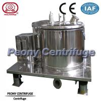 Wholesale Plate Top Discharge Pharmaceutical Centrifuge Equipment / Decanter Centrifuge Systems from china suppliers