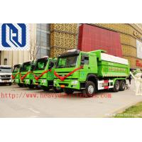 Wholesale 30T Yellow SINO Heavy Duty Dump Truck Trailer 6 x 4 for Transport from china suppliers
