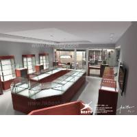Buy cheap high-end jewelry display cabinet from wholesalers