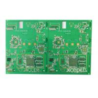 Wholesale Mini Pad 4 Layer Multilayer Pcb Manufacturing Proces Circuit Board With Impedance Control from china suppliers