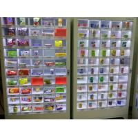 Wholesale Commercial Indoor Vending Machines Clear Display Window For Chips Condom Cigarette from china suppliers