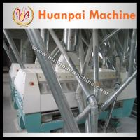 Quality wheat and maize flour milling machine equipment for sale