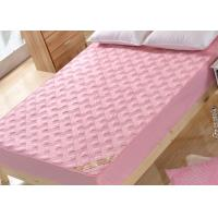 Wholesale Zipper Bed Bug Proof Mattress Covers / Bed Protector Waterproof from china suppliers