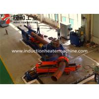 Wholesale Automatic Pipe Bending Machine with 1050℃ Induction Heating Temperature WGYC325 from china suppliers