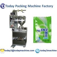 Wholesale Small liquid packing machine for shampoo, honey, ketchup, lotion, juice OMRON PLC, OMRON touch screen control from china suppliers