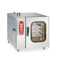 Wholesale JUSTA EWR-06-11-H Electric Baking Ocen 6-Tray Combi Steamer 380V / 50Hz from china suppliers