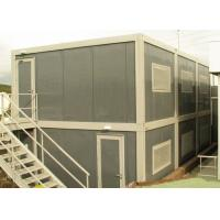 Wholesale Temporary Dismountable Mobile Office Containers - Galvanized Steel Structure from china suppliers