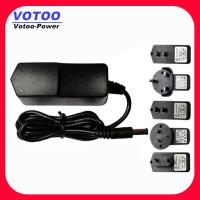 Wholesale ROHS 9 Watt 9 Volt 1 Amp AC Wall Mount Power Adapter / Power Supply AC Adapter from china suppliers