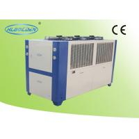 Quality Electronic Scroll Type Air To Water Noiseless Air Cooled Chiller Unit for sale