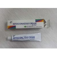 Wholesale 2% 20gm Ketoconazole Antifungal Creams / Anti Foot Fungal Cream from china suppliers