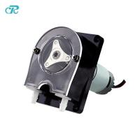 Quality Mini Peristaltic pump 12V Micro Liquid Transfer 24V Peristaltic Pump for sale