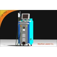 Wholesale 500 J/cm2 Long Pulse ND YAG Laser Speckle Removal , Skin Laser Machine , Spot Size 1 - 12mm from china suppliers