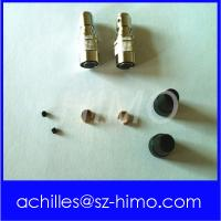 Wholesale wholesale solder 4pin Industrial Miniature Connectors Hirose Equivalent power supply connector from china suppliers