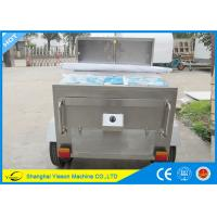 Wholesale Quick Delivery Dim Sum Mobile Fruit Cart Multi Purpose Insulated Street Food Carts from china suppliers