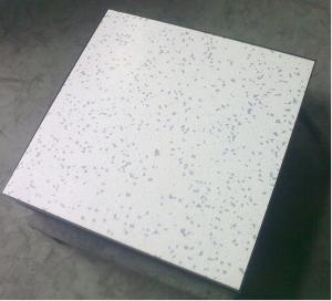 Wholesale FS800 waterproof dustproof Anti Static Raised Floor 10650 N / m2 Uniform Load from china suppliers