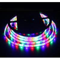 Wholesale RGB with IC Low Voltage Led Strip Light  30 LED / M Super Bright 7.2W /  M For  Steps from china suppliers