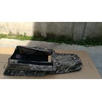 China Folding Camo Portable Hunting Blinds With Solid Aluminum Frame Goose Layout Blind for sale