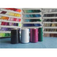 Wholesale Dyed 40/2 TFO / Ring Spun Polyester Yarn Spun Polyester Sewing Thread from china suppliers