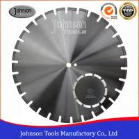 Wholesale Fast Cutting Asphalt Saw Blades 105 - 600mm Laser Welded Diamond Saw Blade from china suppliers