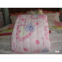 Wholesale Decorative OEM King Size Pink 100 % Cotton Outer Fabric Custom Comforters from china suppliers