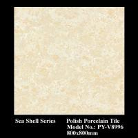 Wholesale sea shell series polish tiles PY-V8996 from china suppliers