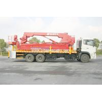 Wholesale Dongfeng Chassis Bucket Type Bridge Inspection Equipment / Unit / Vehicle 6x4 HZZ5240JQJ16 from china suppliers