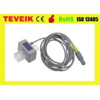 Buy cheap ETCO2 Reusable Spo2 Sensor Patient Monitor Side Stream Compatible Different Brands from wholesalers