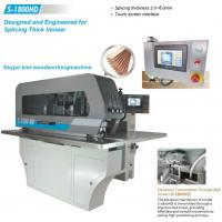 Wholesale Wood slice jointing machine veneer splicer from china suppliers