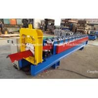 Wholesale Chain Drive Ridge Cap Roll Forming Machine with Computer Control System from china suppliers