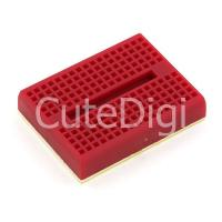 Wholesale Mini Breadboard Mini Self - Adhesive for Arduino ( RED )  2pcs from china suppliers