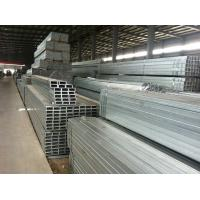 Wholesale S235JRH ,S275J2H JIS G3466 Galvanized Square Steel Pipe For Construction from china suppliers
