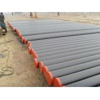 Quality C.S. seamless carbon steel pipe ASTM A106 grade B SMLS for sale