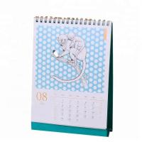 Wholesale Photo Frame Custom Photo Perpetual Calendar With Full Color Printing from china suppliers