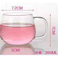 Quality PINTAO transparent glass cup for sale