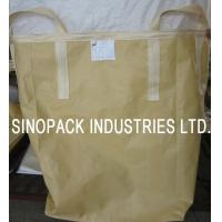 Wholesale Powder goods trasportation Circular / Tubular building sand bulk bag from china suppliers