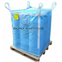 Wholesale Baffle design dangerous chemical powder Storage Antistatic Fibc with sift proofing from china suppliers