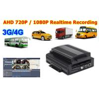 Wholesale H.264 720 P AHD 3G Mobile DVR Car Black Box Recorder With WIFI GPS G sensor from china suppliers