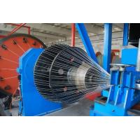 Quality Vertical High Speed Cable Stranding Machine For Wire Core Stranding / Synchronously Packing for sale
