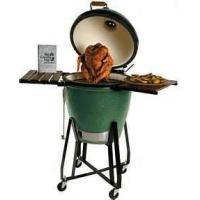 Wholesale fuel saving 21 inch popular ceramic kamado / pizza oven Ceramic Large big Green Egg from china suppliers