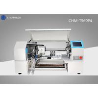 Quality CHMT560P4 Desktop SMT Pick And Place Machine 60pcs Yamaha pneumatic Feeders for sale