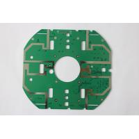 Wholesale RoHS Double Copper Multilayer Custom PCB Boards With Green Solder Mask from china suppliers