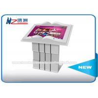 Wholesale Information Inquiry Self Service Library Kiosk Windows 7 / Windows 8 / Linux Operate System from china suppliers