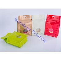 Wholesale Resealable PET / PE Packaging Bags For Green Tea / Herbal Tea / Black Tea from china suppliers
