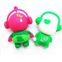 Wholesale novelty Mini Cartoon Usb drive hi-speed usb2.0 1GB, 2GB, 4GB, 8GB,16GB from china suppliers