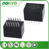 Wholesale KG2401DR Dip 100/1000 Cat6 Gigabyte Ethernet Transformer Modules , 24 Pins from china suppliers