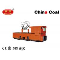 Wholesale 1.5 Tons Mining Trolley Locomotives Electrical Battery Locomotive Overhead Electric Rail Locomotive from china suppliers