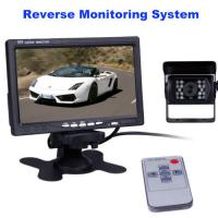 Wholesale High Resolution 2.0 MP Vehicle Reverse Camera With Metal Enclosure Material from china suppliers