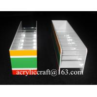 Wholesale 2015 Hot Selling Cigarrete Holder, Table Top Acrylic Cigarrete Display Stand from china suppliers
