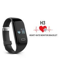 Quality Small Portable Bluetooth Activity Tracker Wrist Exercise Monitor Bands For Child / Adult for sale